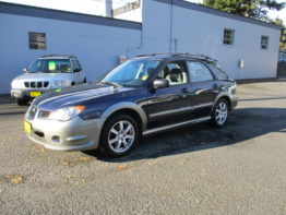 2006 Impreza Outback Sport Coming Soon!