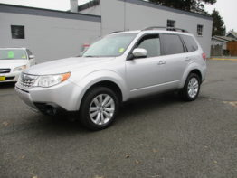 2011 Forester Limited Coming Soon!